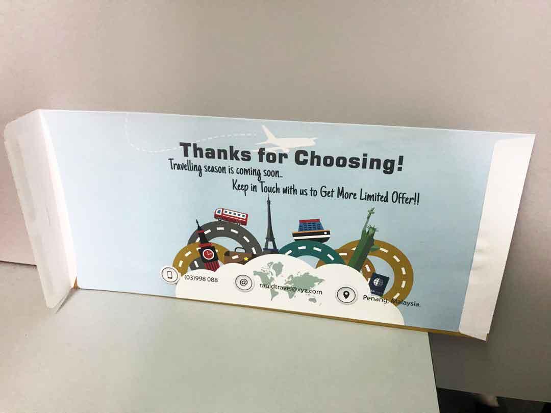 envelope printing malaysia