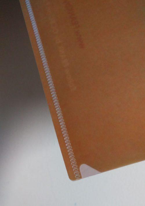 PP L Shape Plastic Folder Printing | All Design Solution