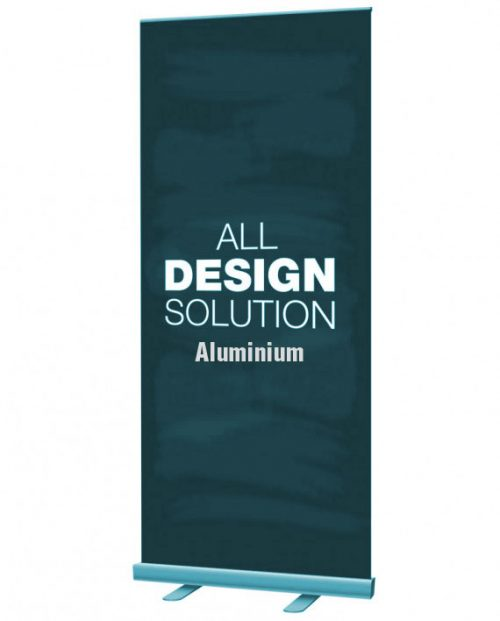 Roll Up Bunting Aluminium